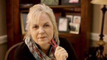 Author Carol Wall.