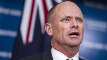 Queensland Premier Campbell Newman's government is getting tough on bikies.