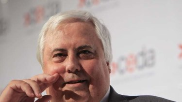 """""""[His] fondness for bold statements [contrasts with] the results he achieves"""" ... Clive Palmer."""
