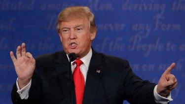 Donald Trump: Don't believe the polls.