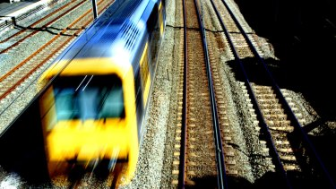 Wollongong to Sydney in 66 minutes possible with a Maldon to Dombarton  freight link.