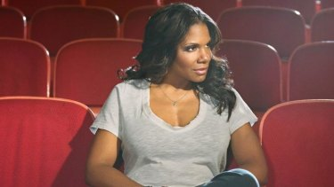 Singer Audra McDonald: charming and amusing.