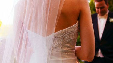 Civil ceremonies have overtaken religious services for weddings.