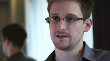 Edward Snowden: New leaks have revealed the involvement of Australia in the interception of global satellite communications.