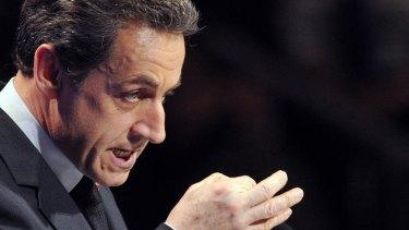 "Nicolas Sarkozy ... called the suspected gunman a ""monster""."