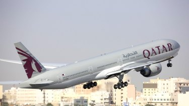 Happens all the time? Qatar Airways plans to double its flights to and from Australia next year.