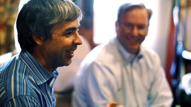 """They're also doing a really bad job on their products"" ... Google CEO Larry Page on Facebook."