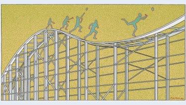Illustration: Jim Pavlidis.