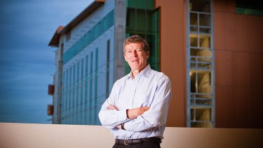Professor Ian Frazer, 2006 Australian of the Year, worked on the Gardasil vaccine.