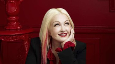 Unusual and long-lasting: Cyndi Lauper will reprise her debut album in concert.