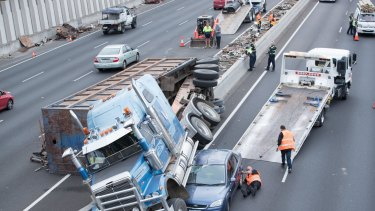 The trucking association is calling for improved investigative processes into fatal crashes.