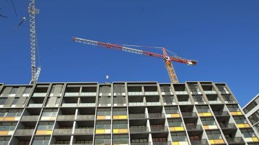 The fears are linked to the record number of multi-residential dwellings now under construction in WA.