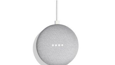 Google Home Mini: elegant with touch-sensitive controls