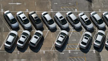 Perth architect Patric Przeradzki is designing a future without car parking.
