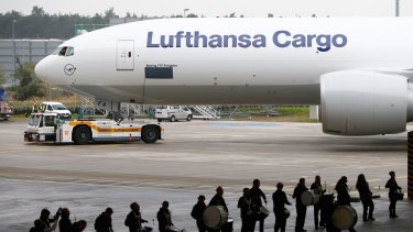 'Drunken escapade' ... Lee Jezard pleaded guilty to boarding a Lufthansa aeroplane at Birmingham airport but does not remember how he did it. File picture.