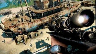 Far Cry 3 computer game