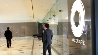 Macquarie Group is in ASIC's sights.