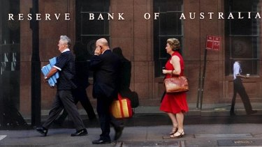 The RBA said a rate cut would be 'appropriate' if the jobless rate rose.