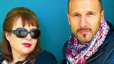 Resilience... filmmaker Barbara Karpinski and entrepreneur Johnnie Cass.
