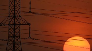 Sun power ... other sources considered.