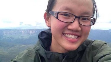 Yessica Asmin was swept away when she tried to cross a creek while walking the Milford Track in New Zealand.