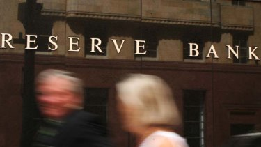 The Reserve Bank scandal might lead to legislative changes.