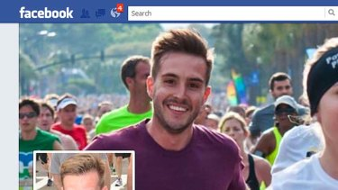 """""""Ridiculously Photogenic Guy"""" ... the picture has gone viral."""