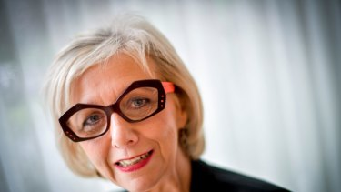 Freemasons Victoria first woman chief executive Jane Sydenham-Clarke aims to reach out to younger generations of men she considers in need of fraternal support.