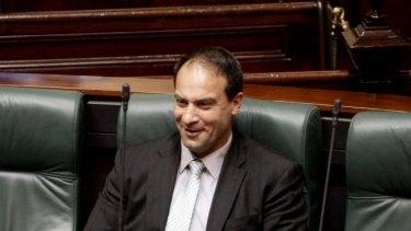 MP Geoff Shaw's seat is under threat by former speaker Ken Smith.