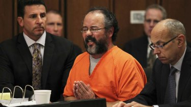 Ariel Castro during his trial. An investigation suggests his death may have been accidental.