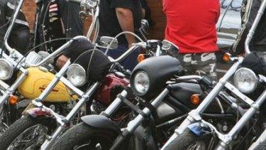 More than 100 people have 'dobbed in' WA bikies.