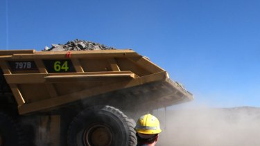 The state government is concerned WA workers alone will not be able to satisfy demand for work created by the mining boom.