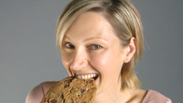 Realm of the peer ... women's diet not the domain of men.