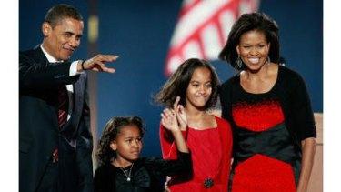 Michelle Obama's leading role