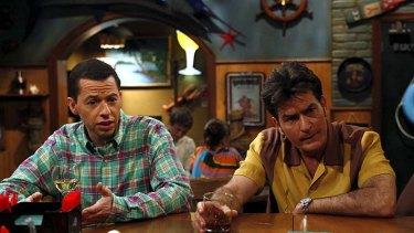 Has Charlie Sheen's replacement been found?