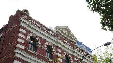 The former Salvation Army Printing works has changed hands again, this time for $9.7 million.