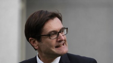 Climate Change Minister Greg Combet.