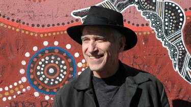 ''Sometimes the good guys wear the black hats'' ... Col James in Redfern in 2008.