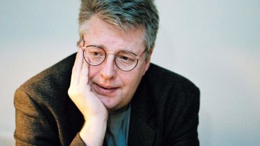 Stieg Larsson, author of <i>The Girl With the Dragon Tattoo</i>, in 2004.