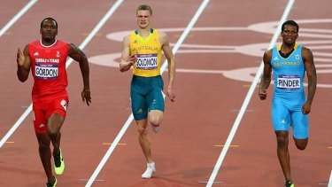 Right choice ... Steven Solomon became the first Australian to qualify for the men's 400m final since Darren Clark, who finished fourth in 1988.
