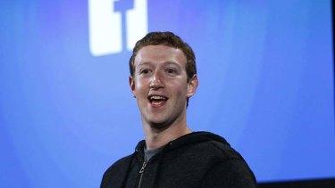 """""""Snapchat is a super interesting privacy phenomenon"""": Facebook CEO Mark Zuckerberg."""