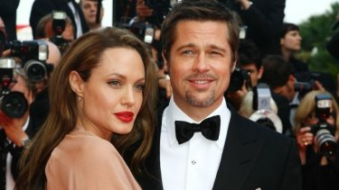 "Brangelina - Brad Pitt and Angelina Jolie - came to an end in 2016. And helped created the worst word for 2016 - ""Brangelexit""."