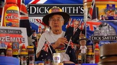 Just good fun ... Dick Smith