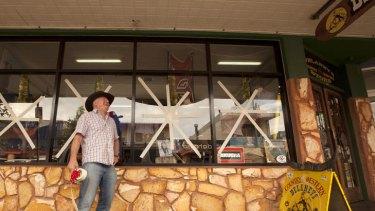 ''I did everything wrong last time'': Darwin businessman and cyclone Tracy survivor Dwyn Delaney.