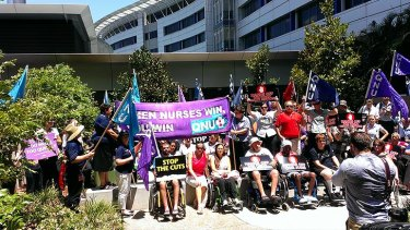 Forty-six jobs axed as federal government cuts health budget