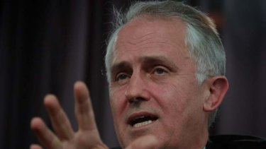 Malcolm Turnbull remains concerned about the costs of the National Broadband Network.