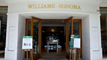 Homewares Giant Williams Sonoma Joins Rush To Australian