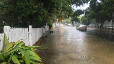 New homeowners surprised to find flooding outside
