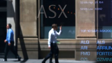 The S&P/ASX 200 Index finished the year with a gain of 7.1 per cent.