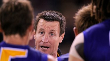 John Worsfold has sparked a remarkable turnaround at the Eagles.